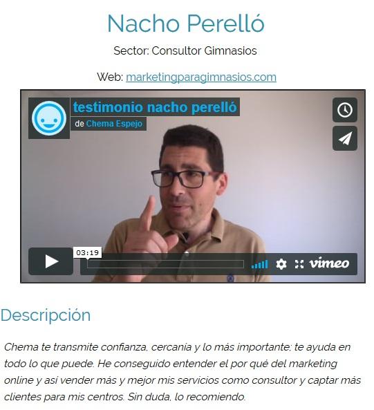 Nacho Perelló